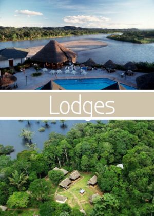 Amazon lodges - amazon cruises