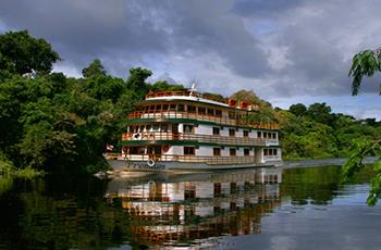 brazil - amazon cruises