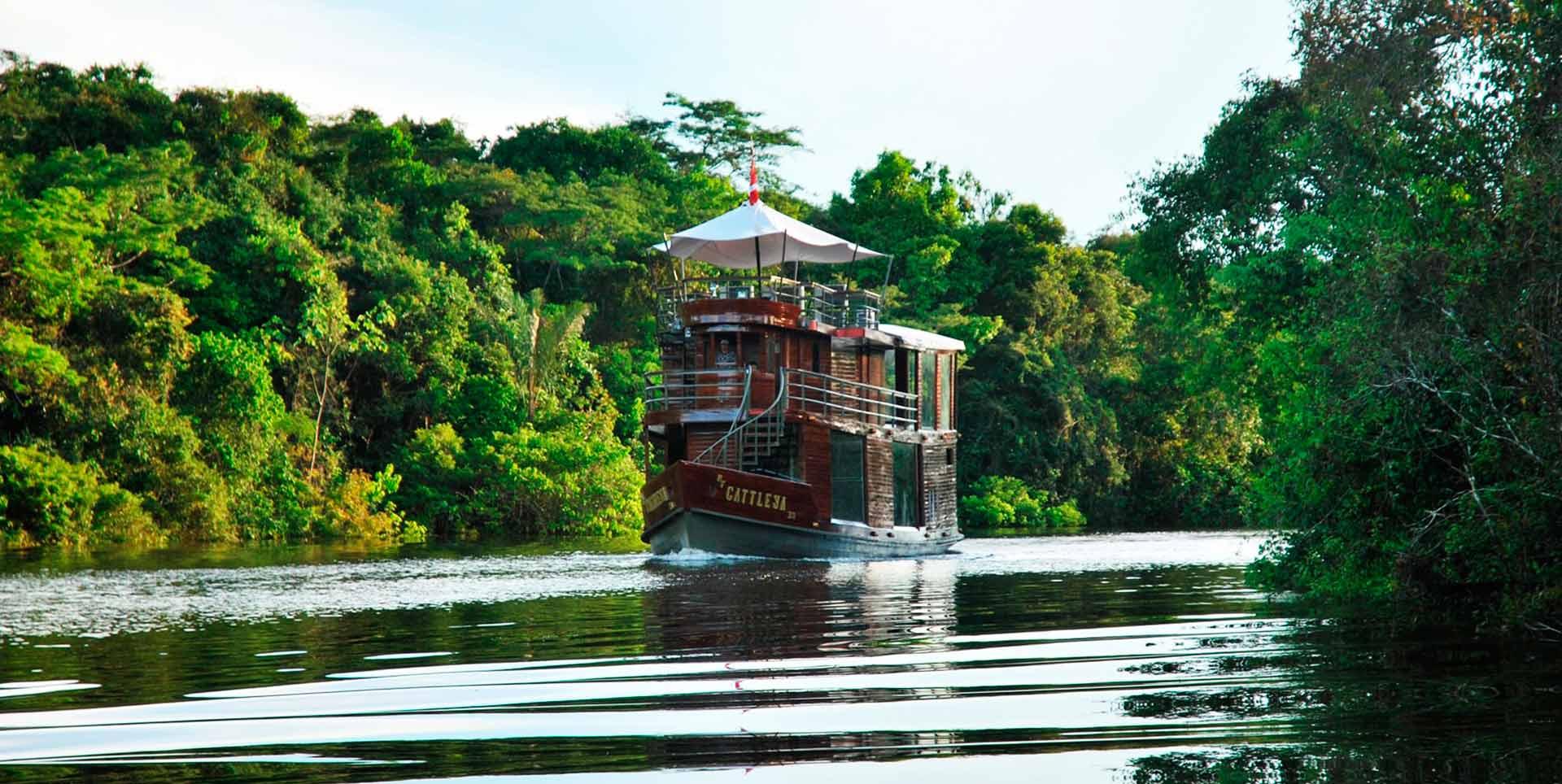 amazon rainforest river cruises