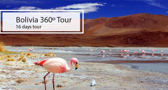 Bolivia 360º tour