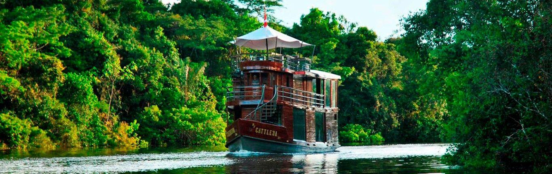 Cattleya Amazon Cruise Peru