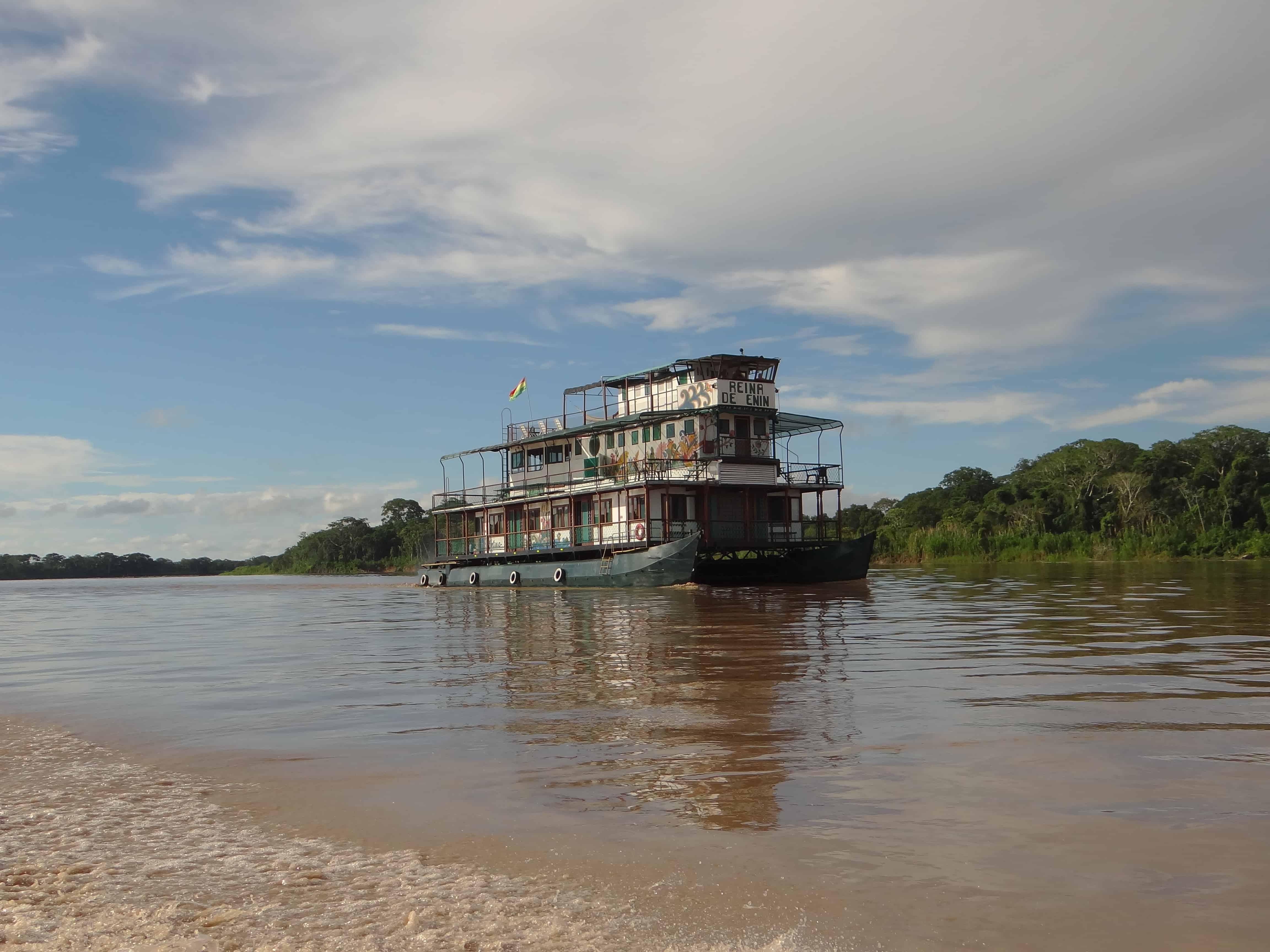 Reina de Enin River Cruise