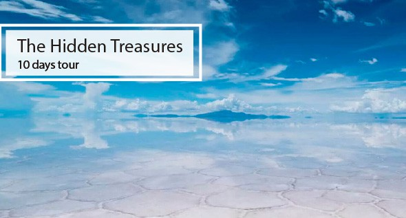 The hidden treasuries