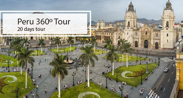 Peru 360º tour