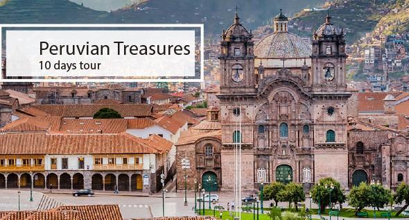 The Peruvian Treasuries