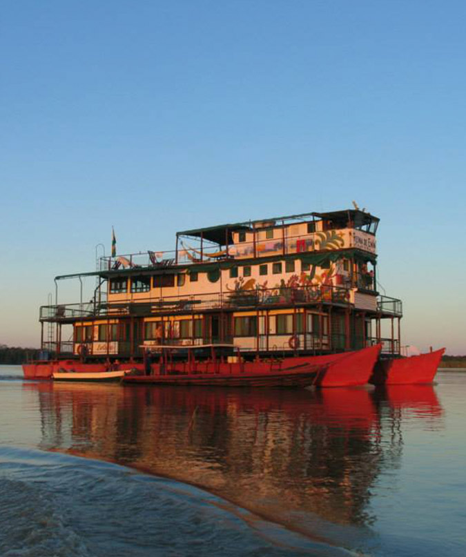 amazon riverboat cruise
