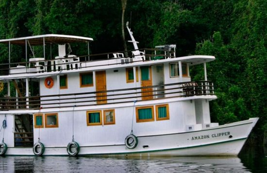 luxury amazon river cruises