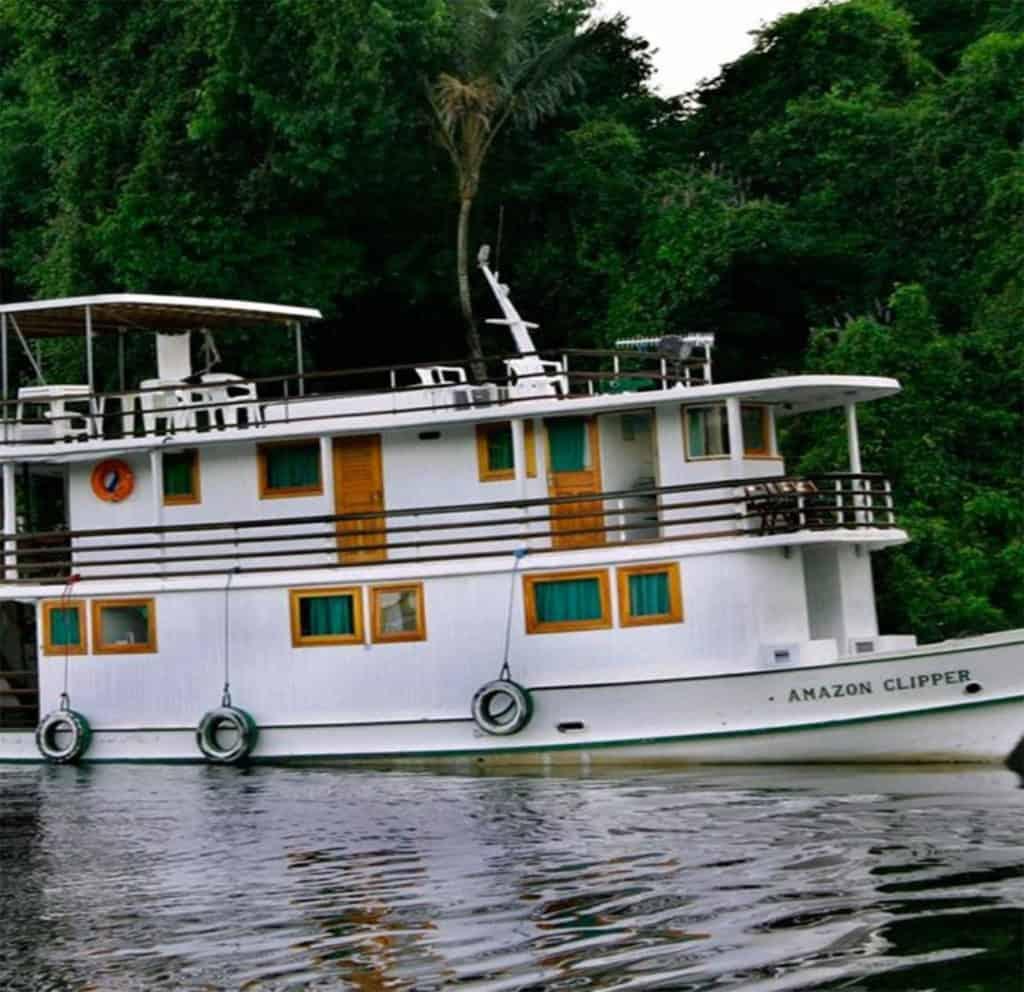 Clipper Amazon River Cruise