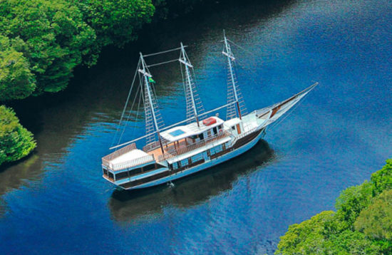 amazon river cruise luxury
