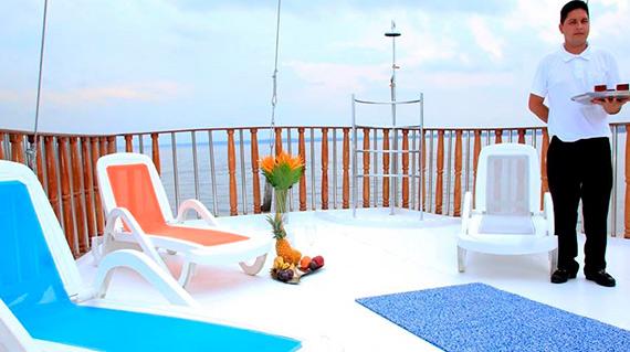 amazon river luxury cruise