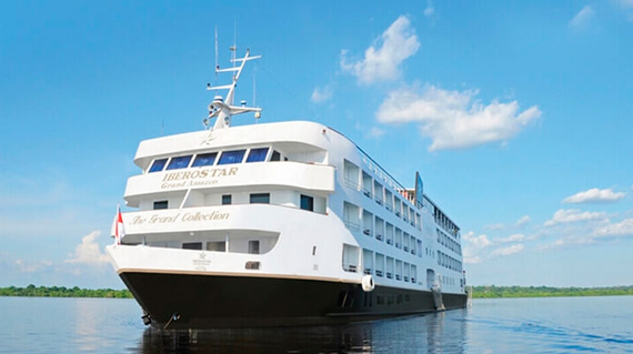 cruises on the amazon river
