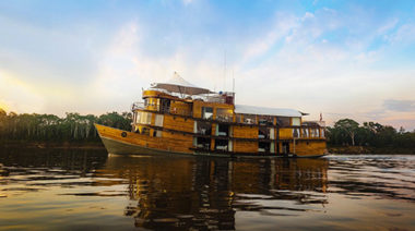 Amazonas Amazon Cruise