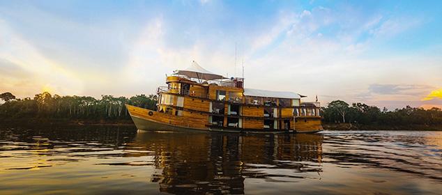 Amazonas Amazon Cruise