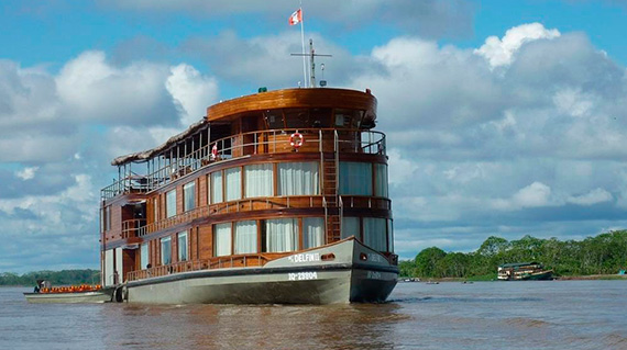 amazon cruise ship