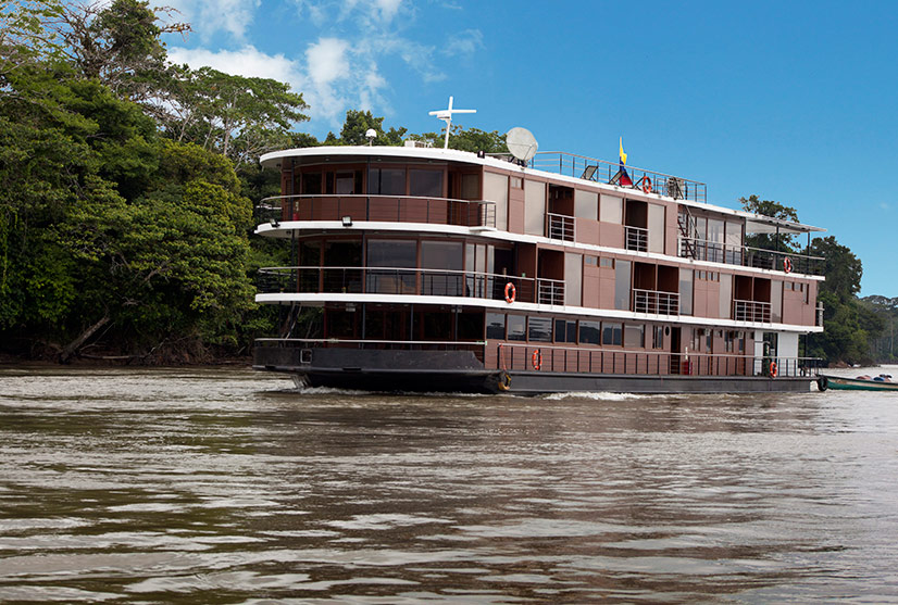river cruise amazon