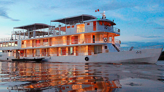 amazon river luxury cruise