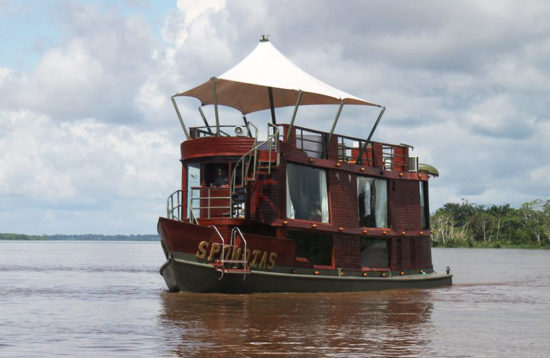 peru amazon river cruise