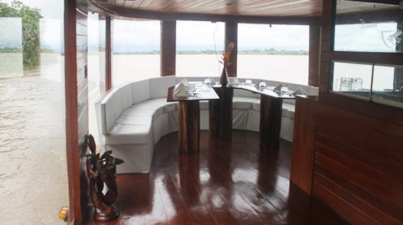 peru cruise amazon