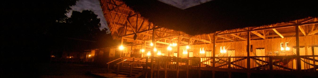 ecuador amazon tour