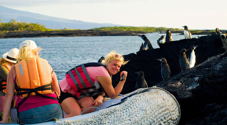 Combined Galapagos tours and Amazon River trips