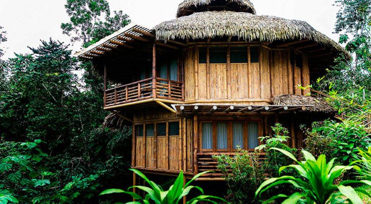 How Amazon Jungle lodges take you closer