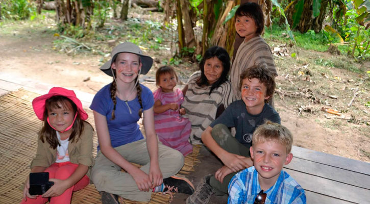 Top 10 questions to ask your travel agent when planning a family Amazon River trip