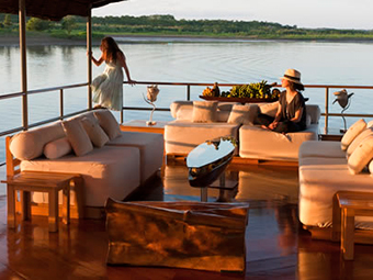 luxury amazon river cruises