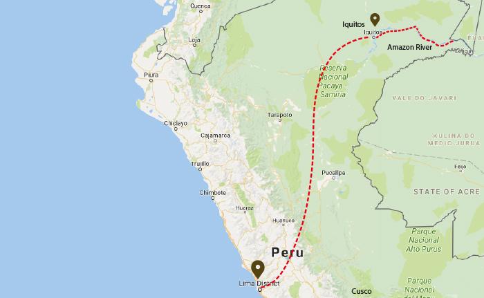 peru amazon tour