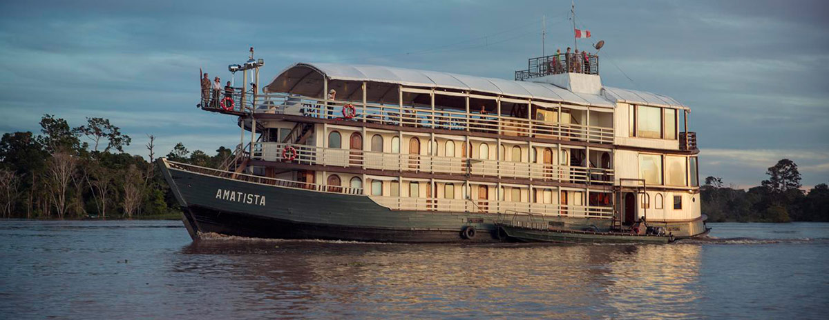 amazon cruise ship | Amatista Amazon Cruise
