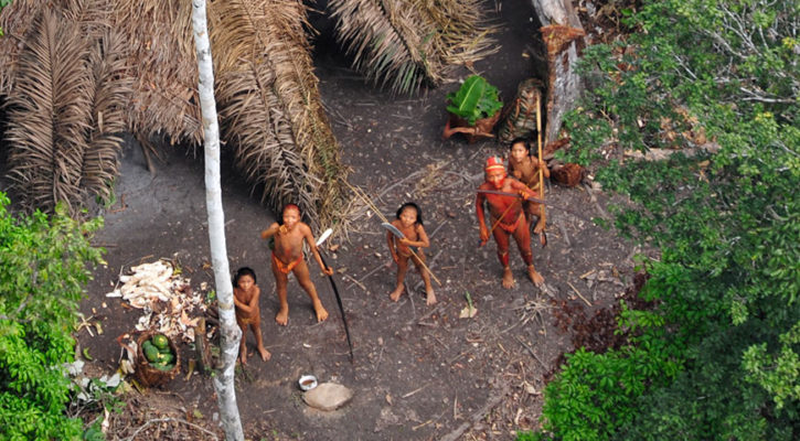 Are there still uncontacted tribes?