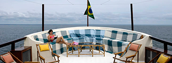 Amazon luxury cruise