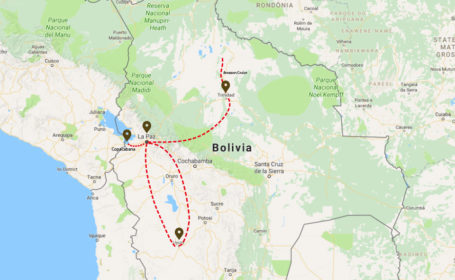 bolivia-10-days-tour | amazon tour