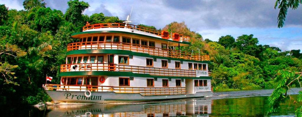 Amazon luxury cruise