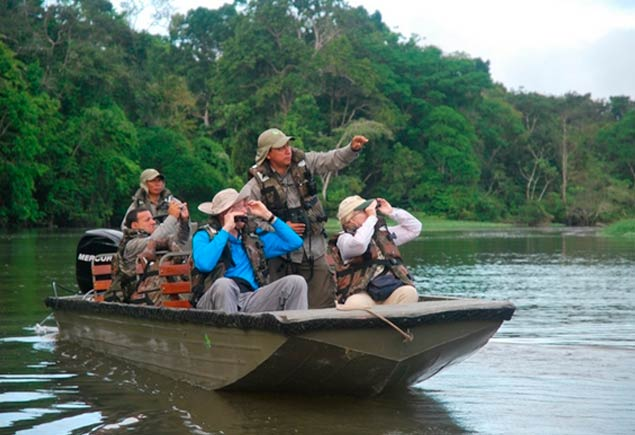 Acacia Amazon Cruise Experiences
