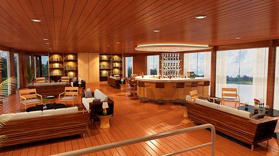 Acacia Amazon Cruise