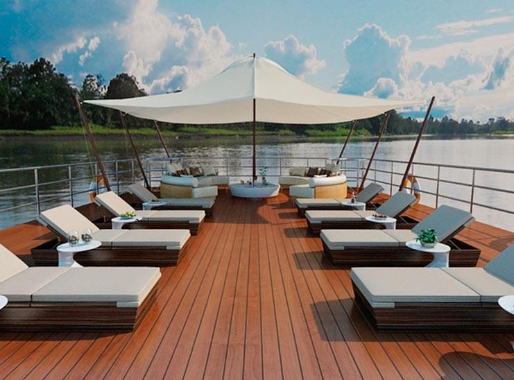 Acacia Amazon River Cruise