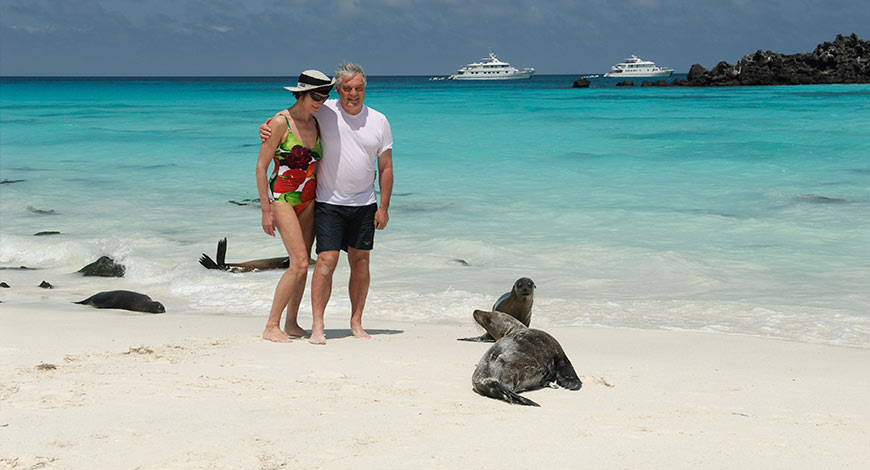 best way to see the galapagos islands