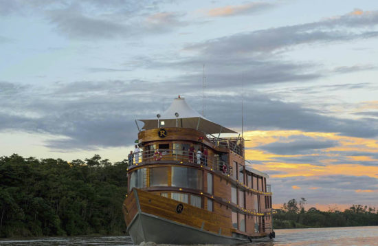 RF Expeditions Amazon Cruise