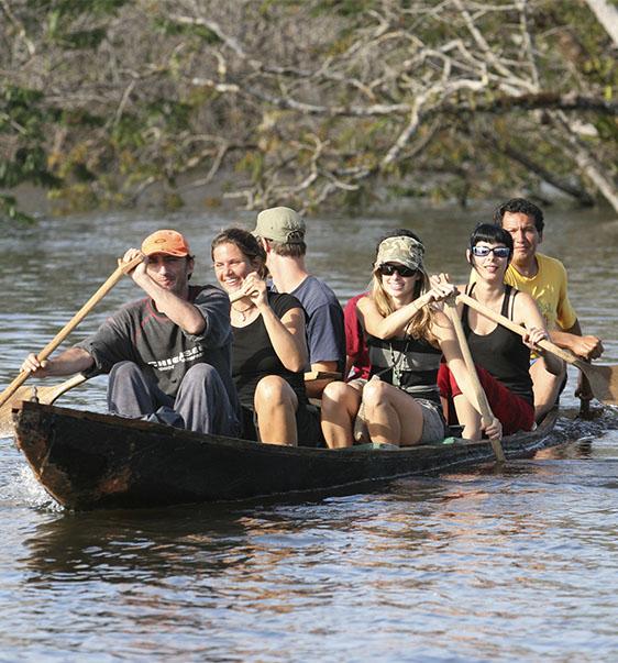 Cuyabeno Lagoon | Ecuadorian Amazon Rainforest