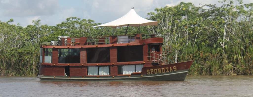Spondias Amazon Cruise