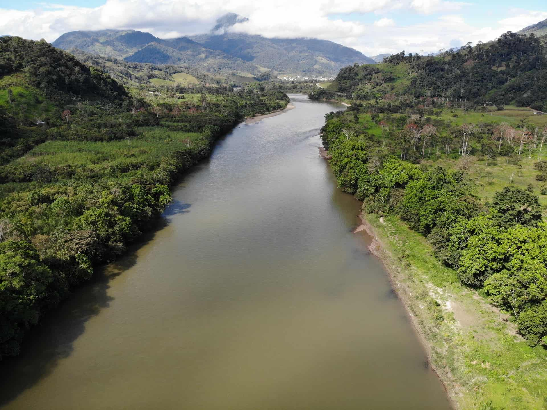 Amazon River Course
