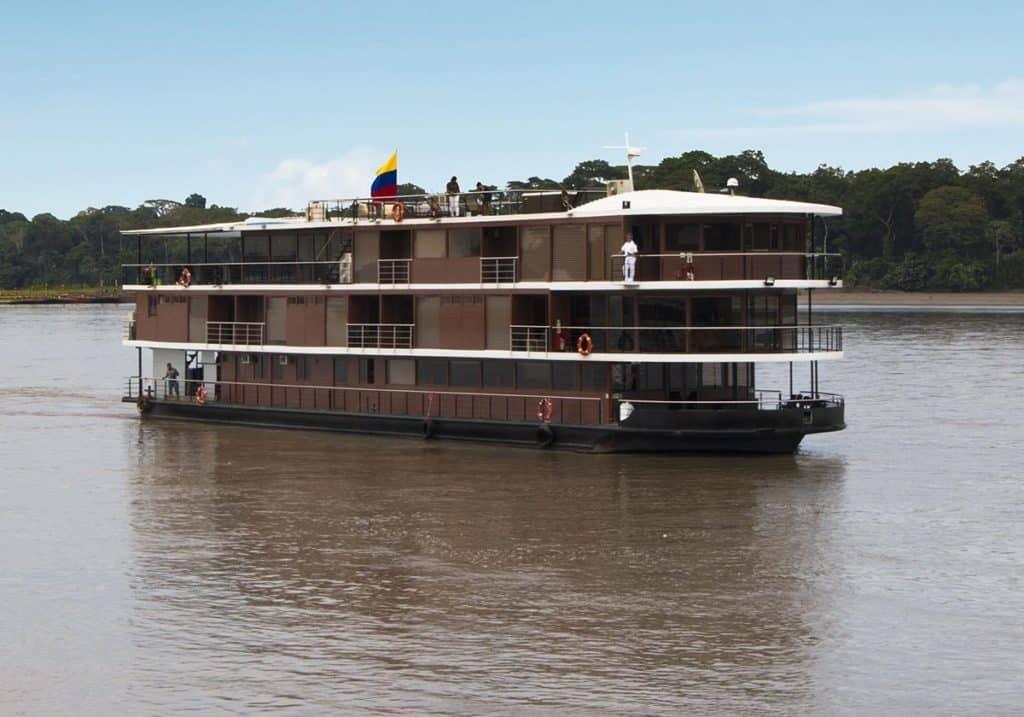 Manatee Amazon Cruise Ecuador
