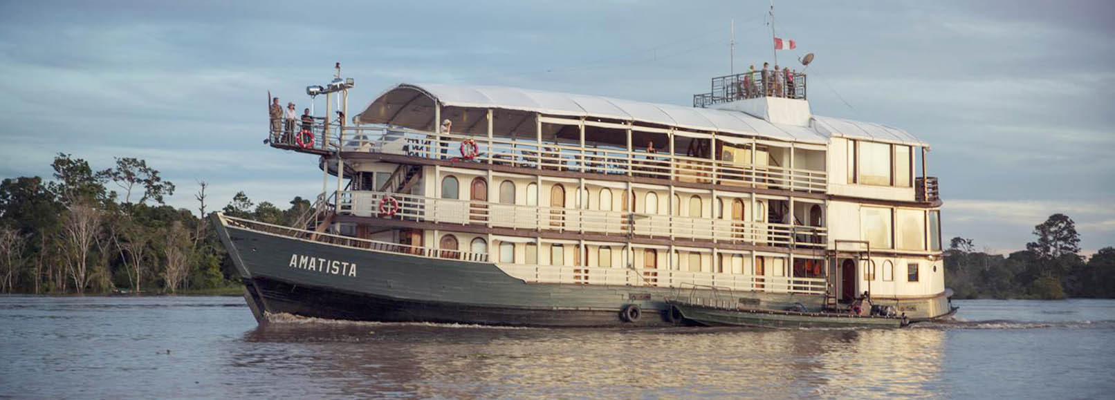 Amatista Amazon Riverboat