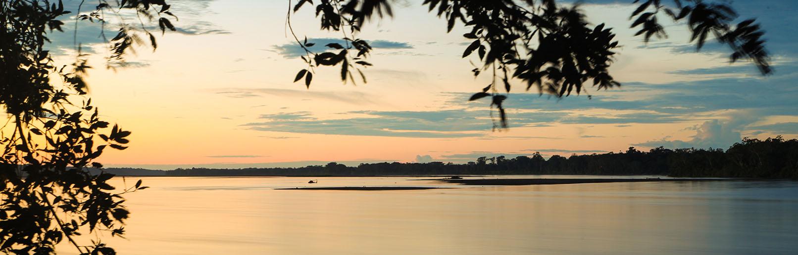 Amazon River History