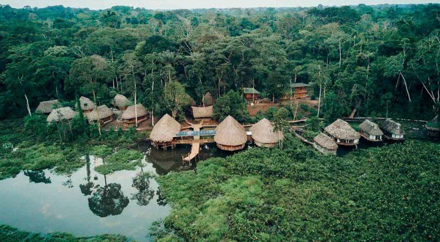 Kapawi lodge