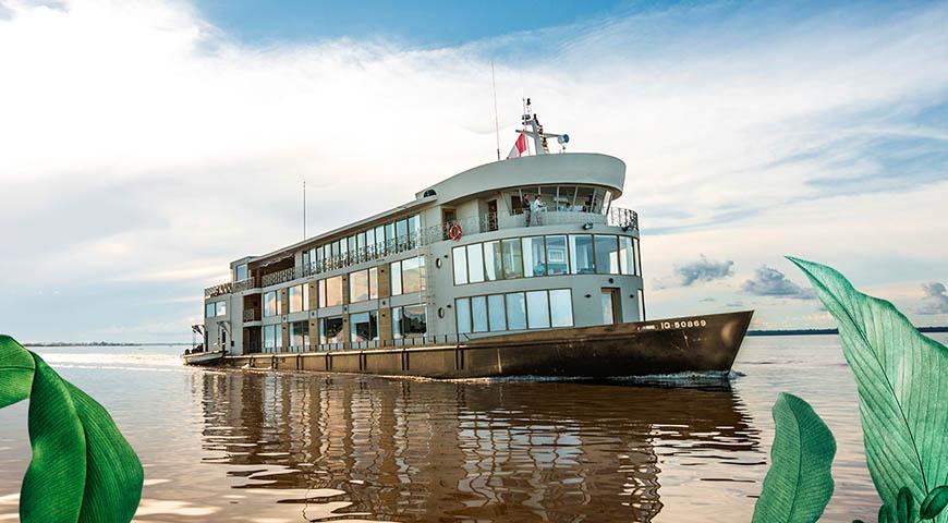 Delfin III | Amazon Cruises
