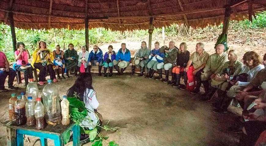 Chamanes Amazon