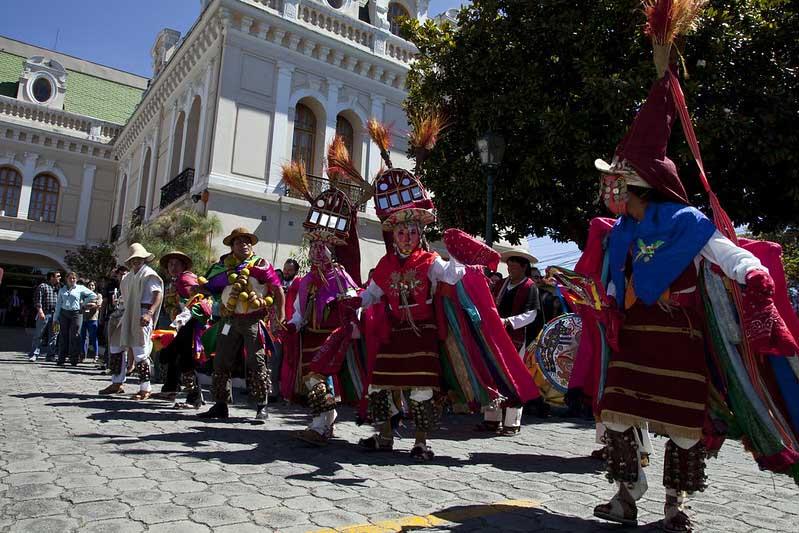 Inti Raymi Ecuador