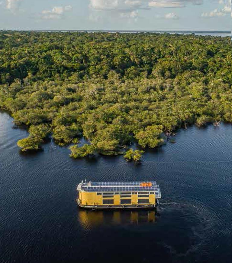 Untamed Amazon | Amazon cruise