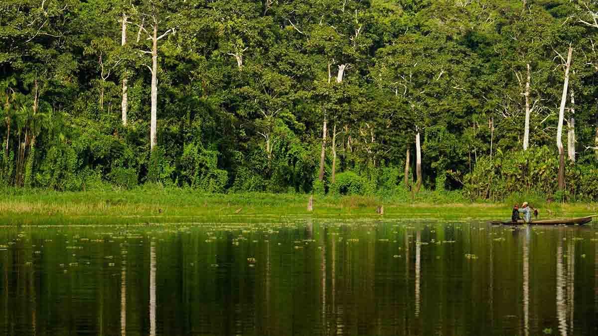 Reserva Natural Pacaya Samiria